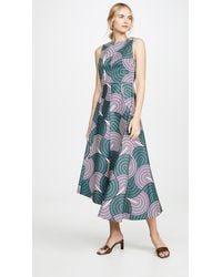 La Double J - Sleeveless Pina Dress - Lyst