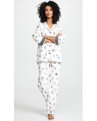 Pj Salvage - Think Pawsitive Pj Set - Lyst
