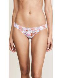 Hanky Panky - Garland Brazilian Bikini Briefs - Lyst