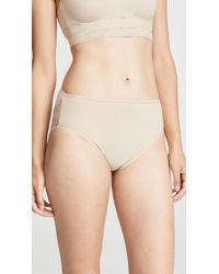 Natori - Bliss Perfection French Cut Briefs - Lyst