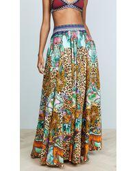 Camilla - The Jungle Book Full Hem Skirt - Lyst