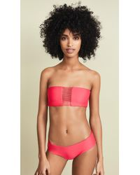 Mikoh Swimwear - Sunset Bikini Top - Lyst