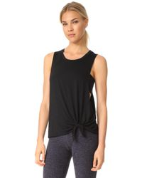 Beyond Yoga - All Tied Up Racerback Tank - Lyst