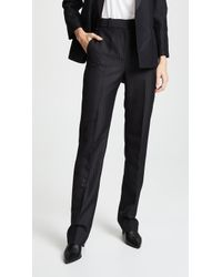 Victoria, Victoria Beckham - Slim Tailored Trousers - Lyst