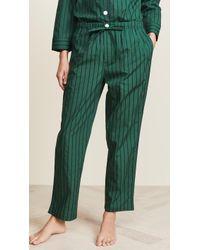 a97388d1555a Sleepy Jones - Marina Pajama Pants - Lyst