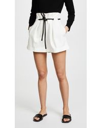 3.1 Phillip Lim | Origami Pleated Shorts | Lyst