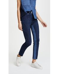 Public School - Ray Denim Trousers - Lyst