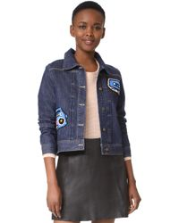 Michaela Buerger - Denim Jacket - Lyst