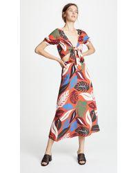 Rachel Pally - Wrap Top & Skirt Set - Lyst