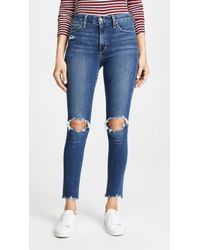 Joe's Jeans - Honey High Rise Skinny Ankle Jeans - Lyst