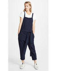 AG Jeans - Darcy Jumpsuit - Lyst