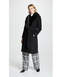 Club Monaco - Lenoria Coat - Lyst