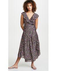 Apiece Apart - Nueva Costa Maxi Dress - Lyst