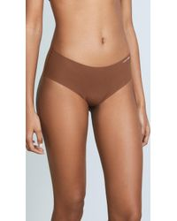 Calvin Klein - Invisibles Hipster Brifes - Lyst