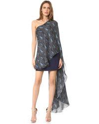 Haney - Amy Antelope Print Dress - Lyst