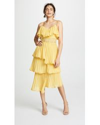Glamorous - Tiered Dress - Lyst