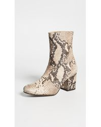 Free People - Cecile Ankle Booties - Lyst