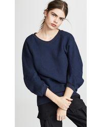 Zero + Maria Cornejo - Beetle Sweatshirt - Lyst