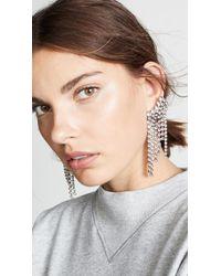 Isabel Marant - Boucle Oreille Chandelier Earrings - Lyst