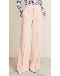 Alice + Olivia - Dylan High Waisted Leg Pants - Lyst