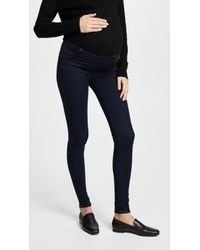 34ec0cf3665b1 James Jeans - Twiggy Maternity Under Belly Pull On Jeans - Lyst
