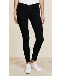 FRAME - Le Colour Skinny Jeans - Lyst