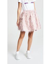 Jourden - Kira Confetti Miniskirt - Lyst