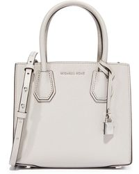 MICHAEL Michael Kors - Medium Mercer Messenger Bag - Lyst