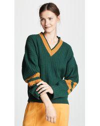 Paul Smith - Varsity Sweater - Lyst