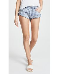 One Teaspoon | Bandits Shorts | Lyst