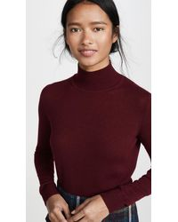 Theory Basic Cashmere Turtleneck - Multicolour