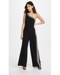 Adam Lippes - One Shoulder Jumpsuit - Lyst