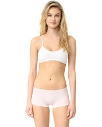 Free People - Baby Racer Back Bra - Lyst