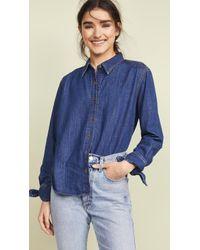 M.i.h Jeans - Larsen Shirt - Lyst