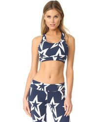 Perfect Moment   Starlight Fitness Top   Lyst