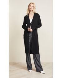 Edition10 - Long Cardigan - Lyst