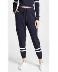The Upside - Miriam Knit Joggers - Lyst