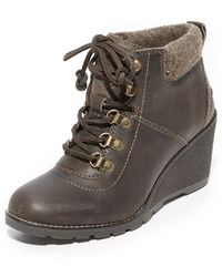 Sperry Top-Sider - Celeste Bliss Booties - Lyst