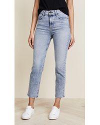 Rag & Bone - Cigarette Jeans - Lyst