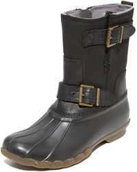 Sperry Top-Sider - Saltwater Acadia Boots - Lyst