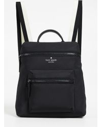 Kate Spade - Convertible Backpack - Lyst