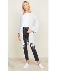 Cupcakes And Cashmere - Kimbra Wrap Cardigan - Lyst