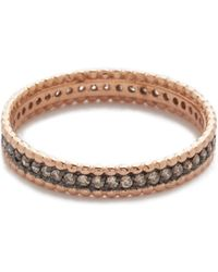 Kismet by Milka - Eternity Band Ring - Lyst
