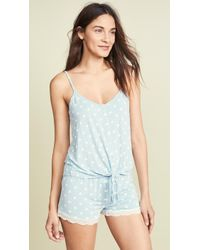 Pj Salvage - Loungin' Around Pj Top - Lyst