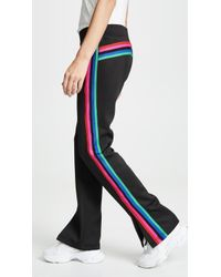 Pam & Gela - Track Pants With Rainbow Stripes - Lyst