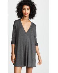 Riller & Fount - Kevin A Line Mini Dress - Lyst