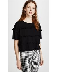 Current/Elliott - The Claudia Tee - Lyst