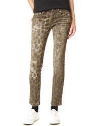 R13 - Kate Skinny Jeans - Lyst