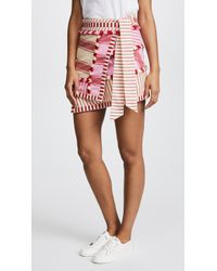 Dodo Bar Or - Hoze Skirt - Lyst