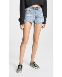 Ksubi - Clas-sick Cut Off Shorts - Lyst